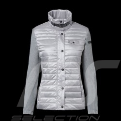 Veste jacket jacke Porsche Classic Collection 70 ans gris clair Porsche Design WAP713K - femme