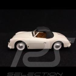 Porsche 356 Roadster America 1952 Elfenbein 1/43 Looksmart WAP02000318