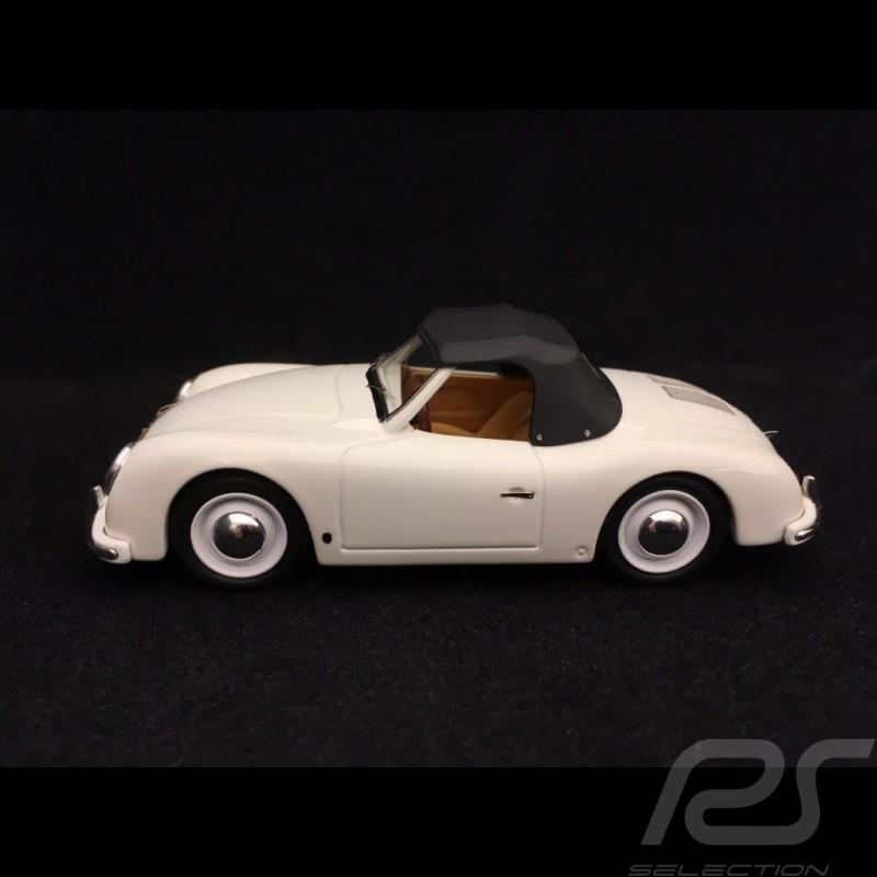 Porsche 356 Roadster America 1952 ivoire 1/43 Looksmart WAP02000318