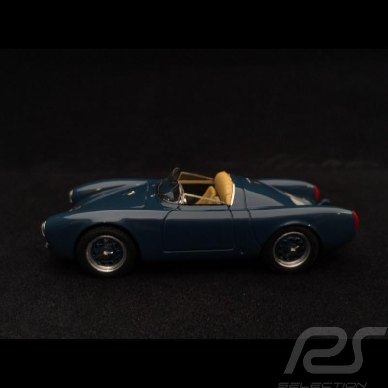 Porsche 550 Buckelspyder 1954 bleue 1/43 Looksmart WAP02001019