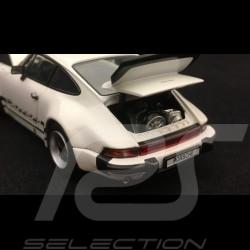 Porsche 911 Carrera 2.7 1975 white 1/43 Kyosho 05521W