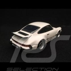 Porsche 911 Carrera 2.7 1975 1/43 Kyosho 05521W blanc Grand Prix white weiß