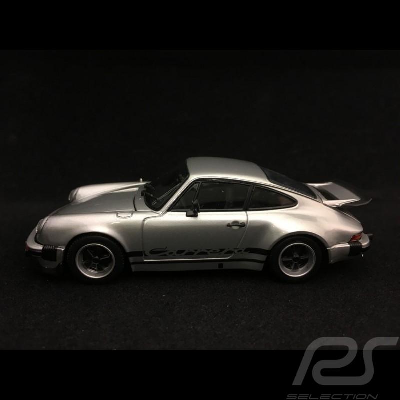 Porsche 911 Carrera 2.7 1975 silber 1/43 Kyosho 05521S