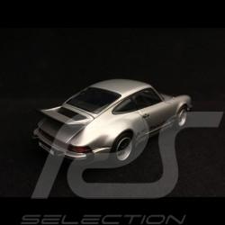 Porsche 911 Carrera 2.7 1975 silver 1/43 Kyosho 05521S