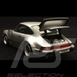Porsche 911 Carrera 3.2 1984 silber 1/43 Kyosho 05522S