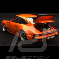 Porsche 911 Carrera 3.2 1984 orange 1/43 Kyosho 05522P