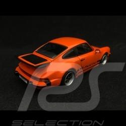 Porsche 911 Carrera 3.2 1984 orange 1/43 Kyosho 05522P