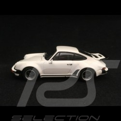 Porsche 911 Turbo 3.0 type 930 1975 weiss 1/43 Kyosho 05524W