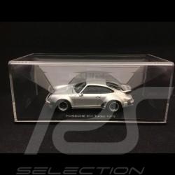 Porsche 911 Turbo 3.0 type 930 1975  1/43 Kyosho 05524S gris argent silver grey silbergrau