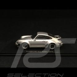 Porsche 911 Turbo 3.0 type 930 1975 silber 1/43 Kyosho 05524S