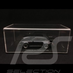 Porsche 911 Turbo 3.3 type 930 1989 dunkelblau 1/43 Kyosho 05525DB