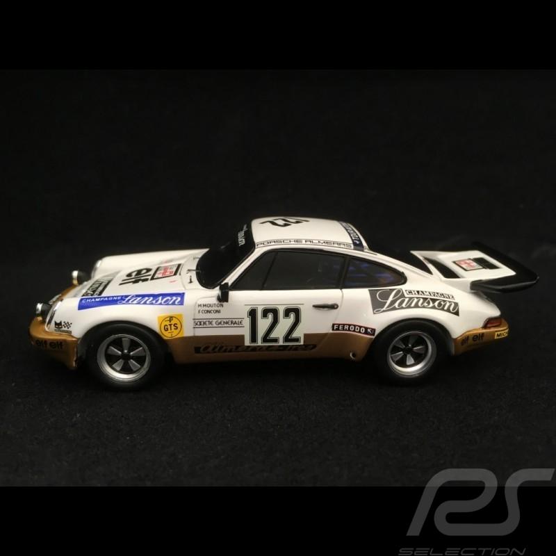 Porsche 911 Carrera RS 3.0 rally tour de france 1977 #122 Mouton Spark 1:43