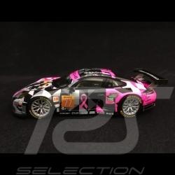 Porsche 911 GT3 RSR type 991 LMGTE Am Fuji 2017 n°77 Dempsey Proton 1/43 Spark SJ056