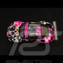 Porsche 911 GT3 RSR type 991 LMGTE Am Fuji 2017 n° 77 Dempsey Proton 1/43 Spark SJ056