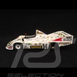 Porsche 908 /80 chassis 936 24h du Mans 1981 n° 14 Joest Racing 1/43 Spark S5502