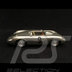 "Porsche 645 Spyder "" Mickey Mouse "" 1956 n° 9 1/43 Autocult 60013"