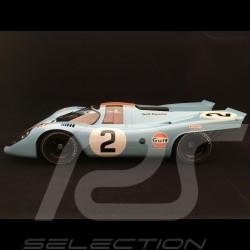 Porsche 917 K Gulf n° 2 Vainqueur Winner Sieger Daytona 1970 1/12 Minichamps 125706602