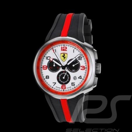 Uhr Ferrari Fast Lap Chrono weiß 270033651