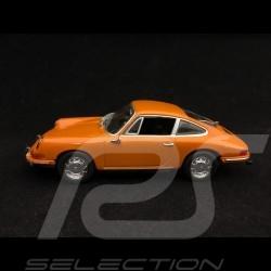 Porsche 911 2.0 Coupe 1964 orange Signal 1/43 Minichamps 430067132