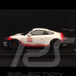 Porsche 911 GT3 Cup type 991 n° 911 présentation 2018 1/18 Spark WAX02100040
