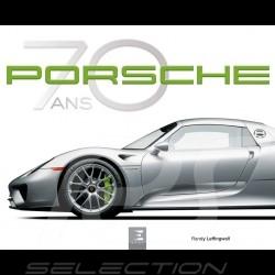 Book Porsche 70 ans - Sans rivale