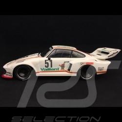 Porsche 935 Zolder DRM 1977 n° 51 Vaillant 1/18 Norev 187432