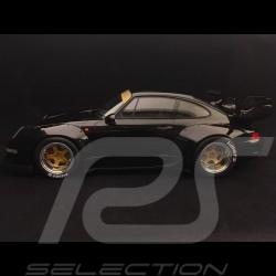 Porsche 911 type 993 RWB 1/12 GT SPIRIT ZM115 noir black schwarz