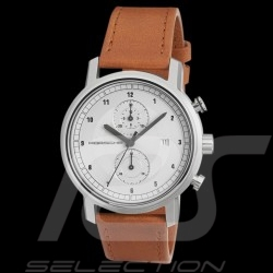 Porsche Uhr Chronoraph Classic 70 Jahre Limited Edition weiß Porsche Design WAP0700090K