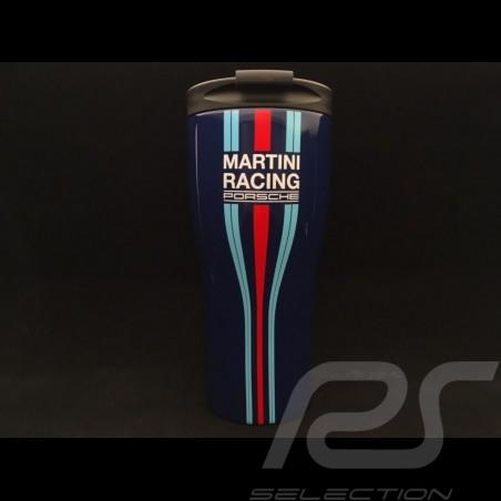 Thermo Mug Porsche isothermal Martini Racing high gloss finish Porsche Design WAP0505500K