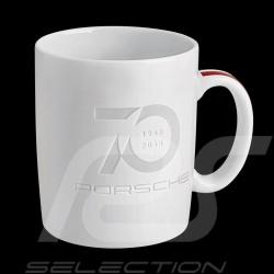 Tasse Mug Becher Porsche 70 ans 1948 - 2018 grand modèle Porsche Design WAP0507100J