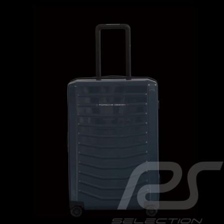 Bagage Porsche Trolley MVZ Bleu graphite RHS2 400 taille medium Porsche Design 4090002705 luggage Reisegepack
