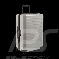Bagage Porsche Trolley MVZ gris craie / gris clair RHS2 801 taille medium Porsche Design 4090002705 luggage reisegepack