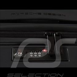 Bagage Porsche Trolley MVZ gris anthracite RHS2 802 taille medium Porsche Design 4090002705 luggagge Reisegepack