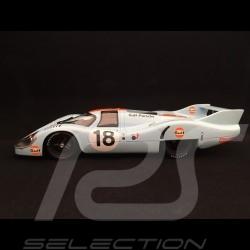 Porsche 917 LH Le Mans 1971 N° 18 Gulf JWA 1/18 CMR CMR045