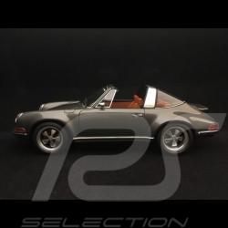 Porsche 911 Singer Targa base 964 2015 1/18 CMR CMR080 gris ardoise slate grey Schiefergrau