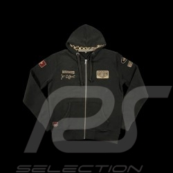 Hoodie Jo Siffert Carbon grey - men