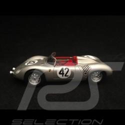 Porsche 718 RS 60 Spyder Winner 12h Sebring 1960 n° 42 Herrmann 1/43 Spark 43SE60