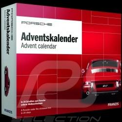 Calendrier de l'avent Porsche 911 2.0 1965 rouge signal 1/43 MAP09600118
