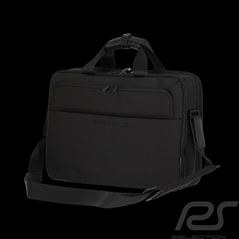 Design Laptop Porsche 0 Noir Messenger 41cm Roadster 4090002714 4 Xlhz Sac FK1J3uTcl