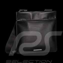 Sac Porsche Sacoche à bandoulière cuir noir CL2 2.0 Mixte XSVZ1 Porsche Design 4090000262 Shoulder bag Umhängetasche