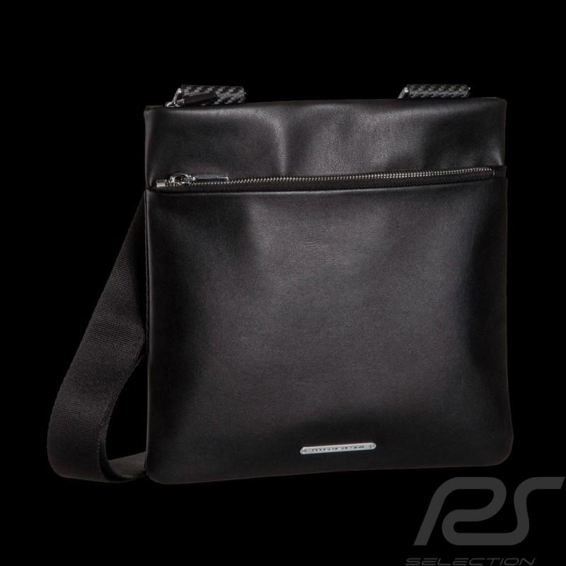 Porsche bag Shoulder bag black leather CL2 2.0 Unisex XSVZ1 Porsche Design 4090000262