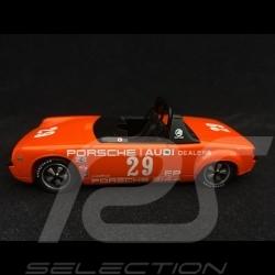 Porsche 914 - 4 American Road Race 1972 n° 29 1/43 TrueScale TSM164338