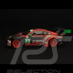 Porsche 911 GT3 R type 991 Daytona 2017 n° 73 1/18 Minichamps 155176973