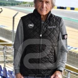 Veste sport matelassée Derek Bell sans manches gris anthracite quilted jacket Gesteppte Jacke