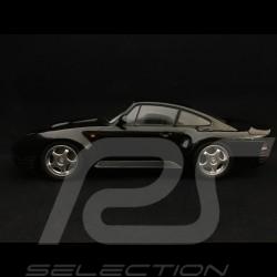 Porsche 959 1987 noire 1/18 Minichamps 155066207