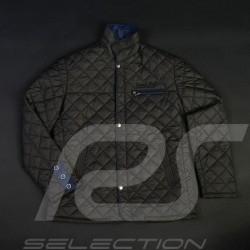 Veste sport chic matelassée Derek Bell quilted jacket gesteppte Jacke