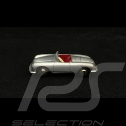 Porsche 356 N° 1 1948 silver grey metallic 1/87 Schuco 450143500