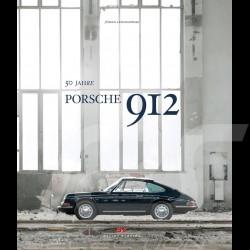 Book Porsche 912 50 Jahre - Jürgen Lewandowski