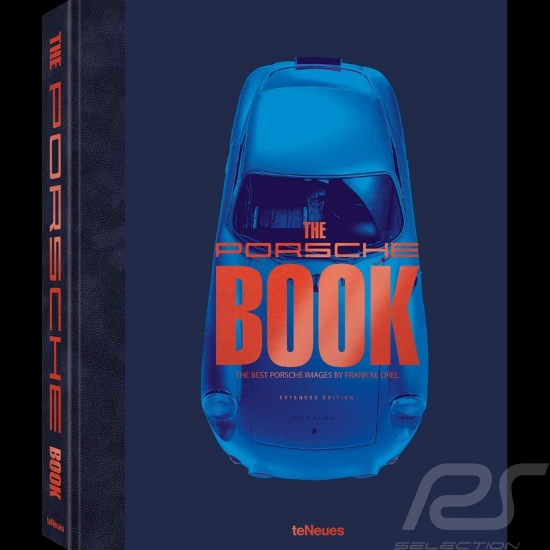 Livre Book Buch The Porsche book - Extended Edition