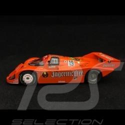 Porsche 956 K winner 1000km Imola 1984 n° 19 Jägermeister 1/43 CMR SBC018